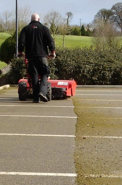 TurfTeq tackles tough challenges