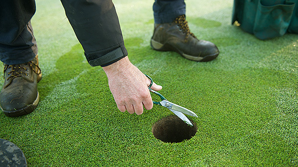 Don't lockdown your turf management