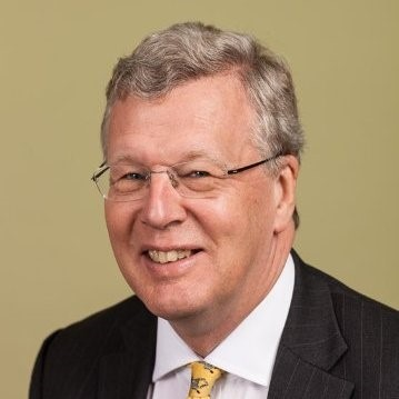 Dr Charles Mynors Awarded ICF's Exclusive Honorary Fellowship