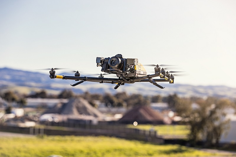 Plantworx COMIT Drone Zone cleared for take off