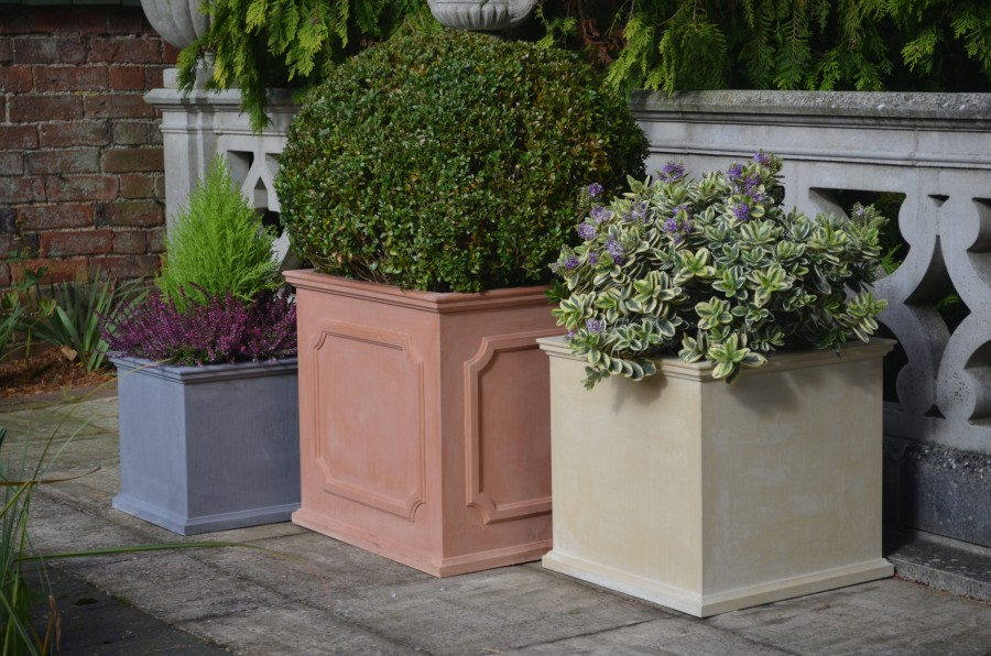 Haddonstone launches new Box Planter and Heritage Planter ranges