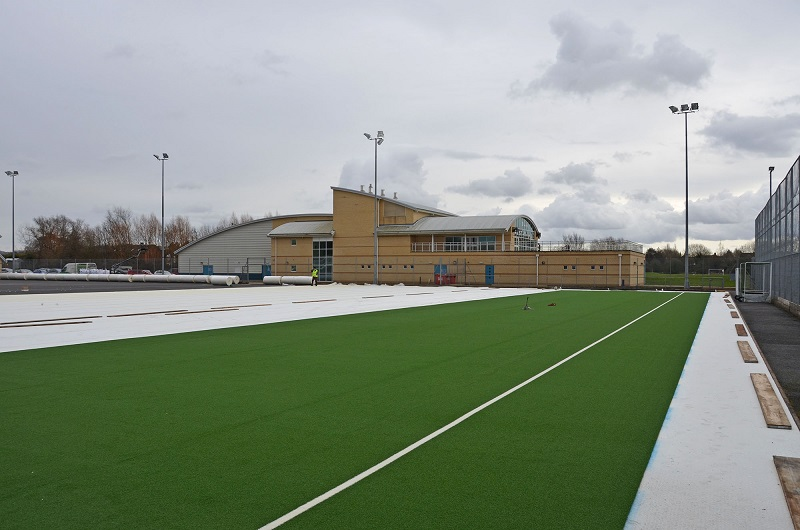 O'Brien Sports win hockey pitch contract