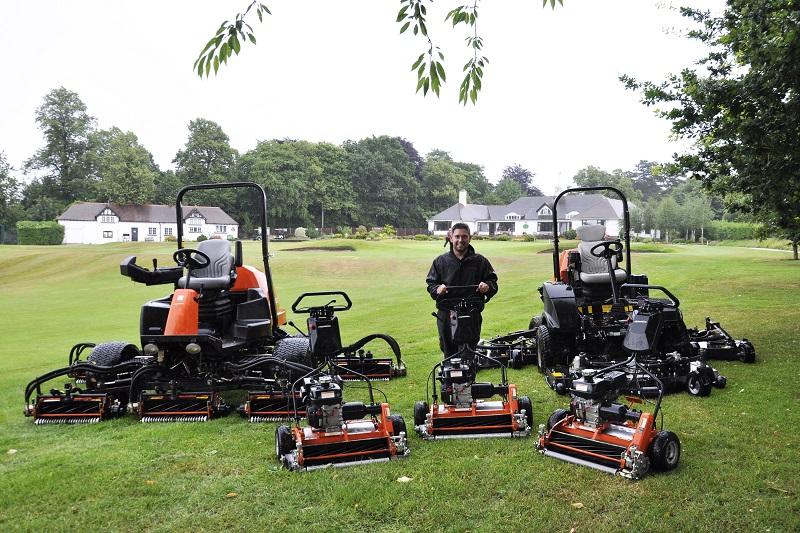 South Staffordshire Golf Club chooses Jacobsen