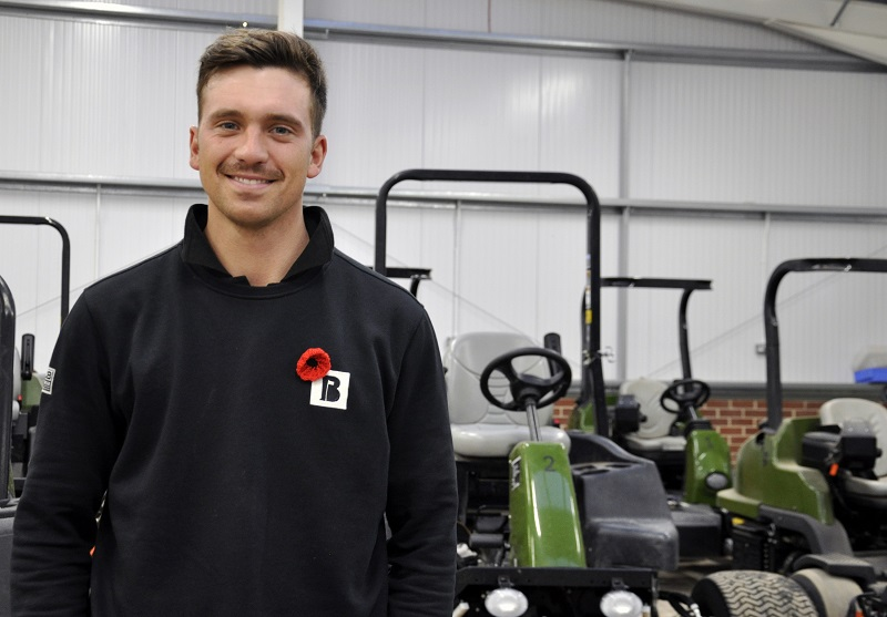 Jacobsen supports student from South Africa  to Staffordshire
