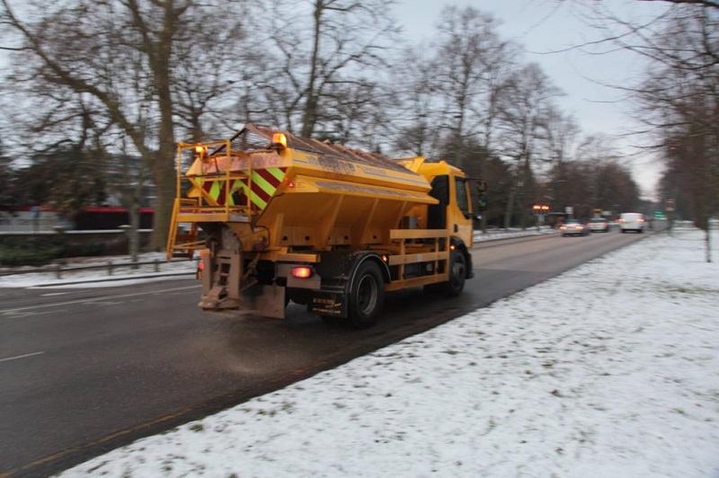 Councils ready for winter with 1.4 million tonnes of salt stockpiled