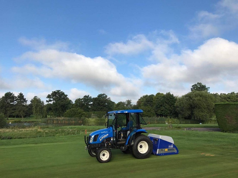 Richard Peel Groundcare returns to BTME