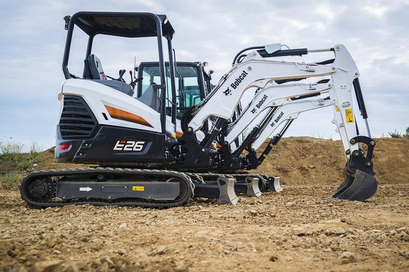 New Bobcat excavators set to revolutionise market