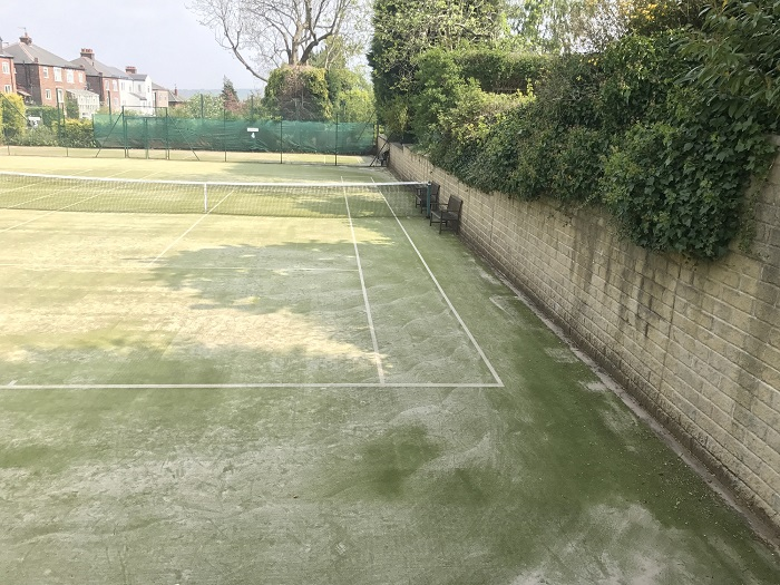 Replay Rejuvenation pays dividends at Ecclesall LTC