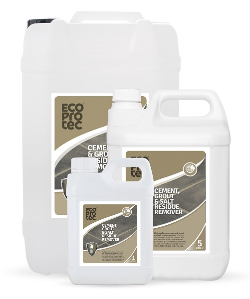 New Residue Remover joins ECOPROTEC range