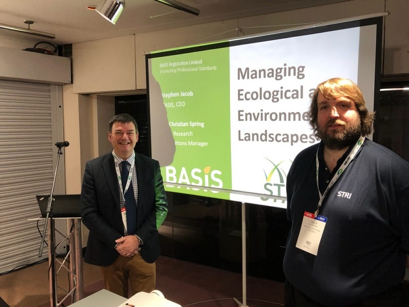 BASIS and STRI step up environmental offering