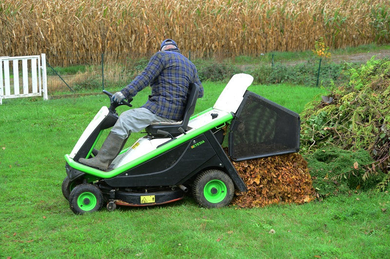 Etesia launch new Hydro 80 ride-on mower