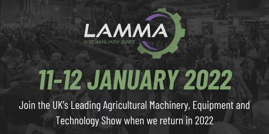 LAMMA cancels rescheduled 2021 event
