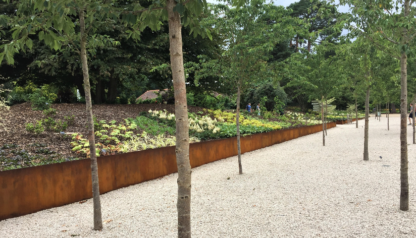 A leading-edge landscaping solution