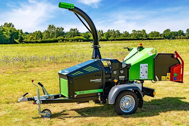 GreenMech introduce new EVO 165P SUB-750