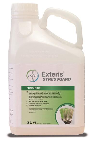 Exteris Stressgard now part of Headland's disease control strategy