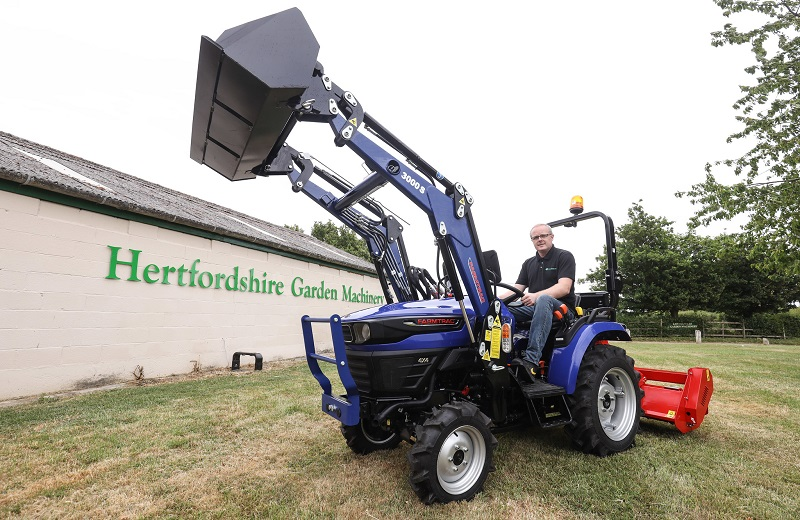 Farmtrac announces first UK dealer