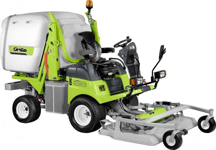 The new Grillo FD2200TS is revealed
