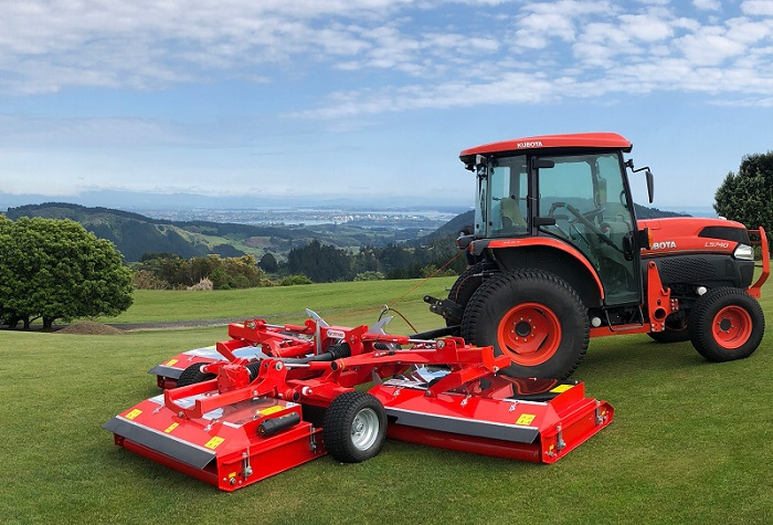Trimax Mowing Systems announces the Snake Series 2