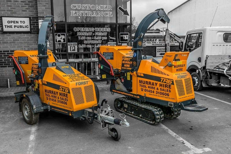 Murray Hire Centres choose Först first