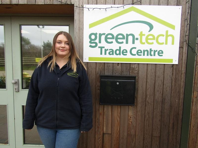 New Green-tech Trade Centre opens