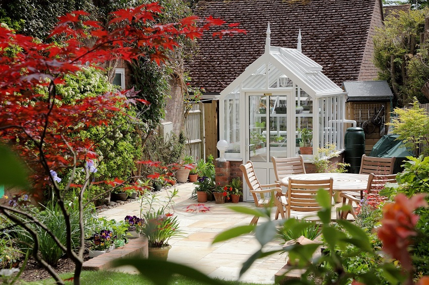 British greenhouse designs attract overseas buyers