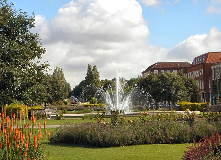 Winner announced in Welwyn Garden City Centenary Garden Competition