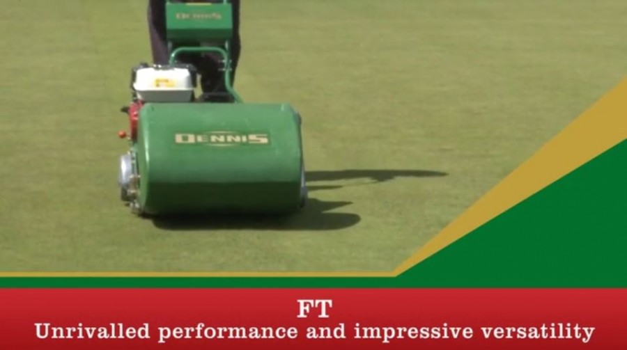 Dennis FT Range for Bowling Green Maintenance