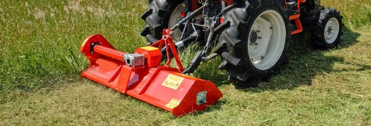 The professional choice for tractor mounted mowers