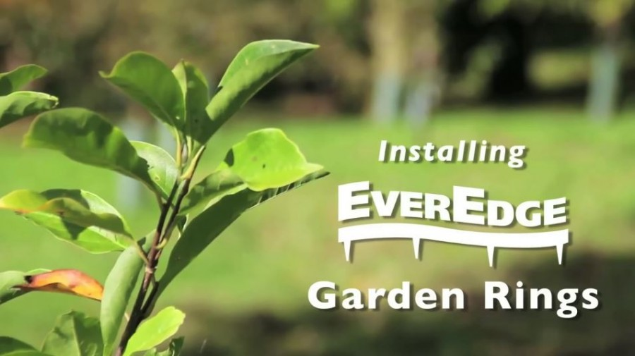 EverEdge - How to install EverEdge Garden Ring