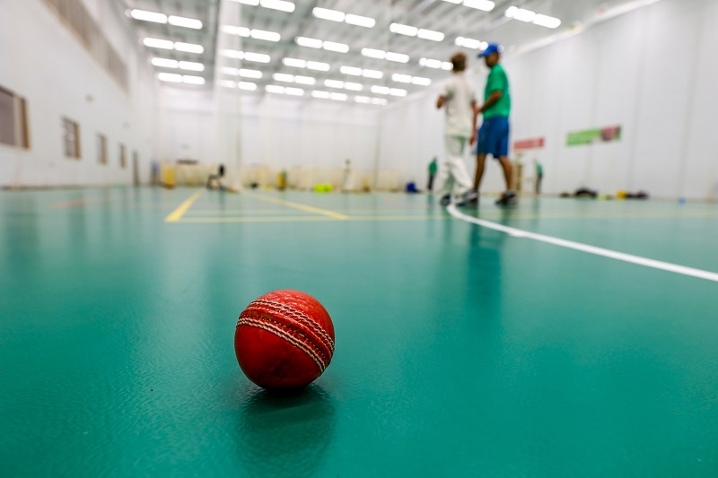 Kent County Cricket Club bowled over with Gerflor