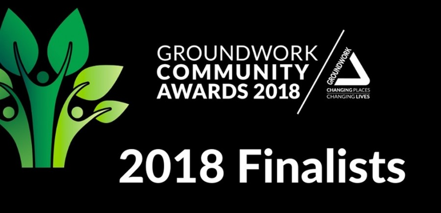 Groundwork announce finalists for 2018 Community Awards