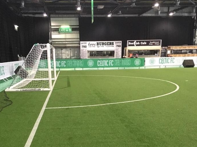 Fairways Sportsgrounds creates unique training academy feature