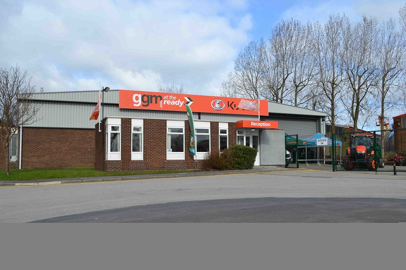 ​GGM and Kubota celebrate 40 year partnership with new depot launch