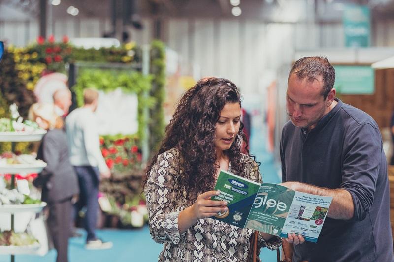 Glee 2021 - celebrating newness within garden retail
