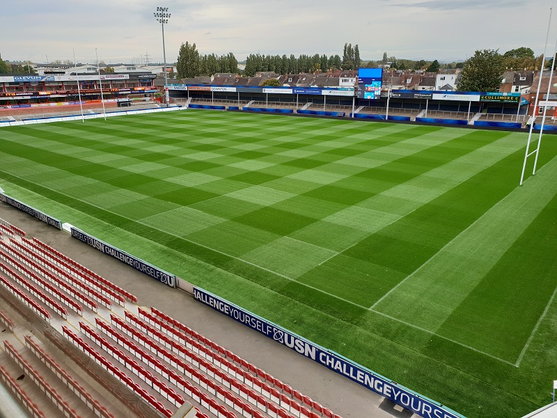 A winning combination helps Gloucester Rugby