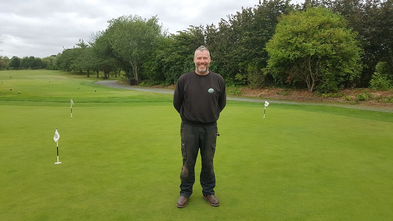 Simple tip from Headland solves problem on the Bransford course