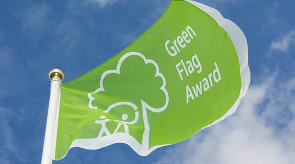 World's top 3 People's Choice Green Flag Award parks revealed