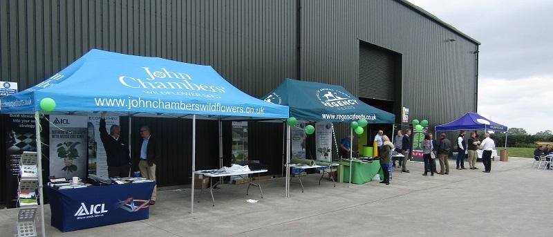 Green-tech open day hailed a success
