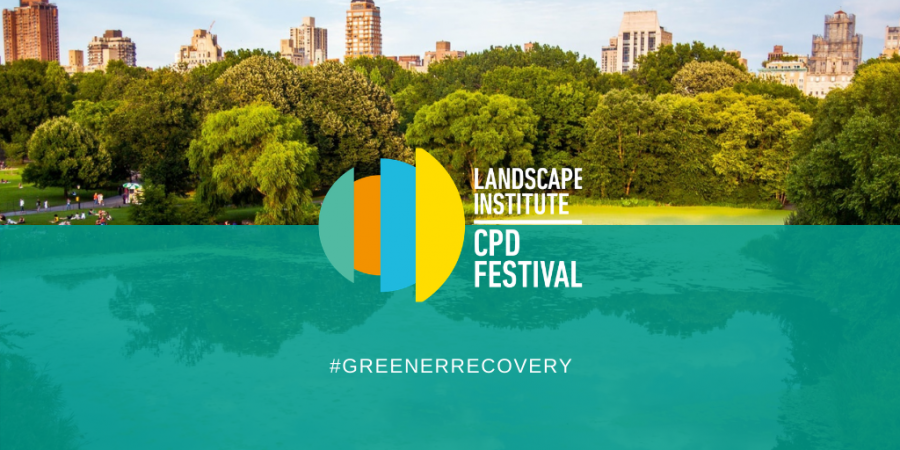 Landscape Institute to host 2021 Greener Recovery Festival