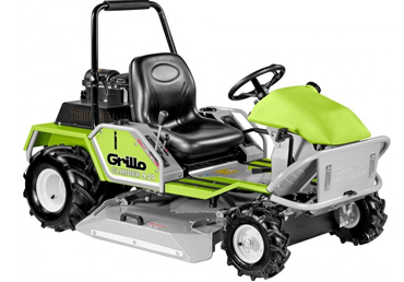 Grillo UK have announced an upgraded version of their Climber 922