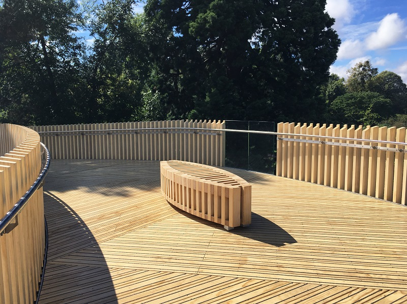 Future proof decking with Gripsure made with Accoya wood