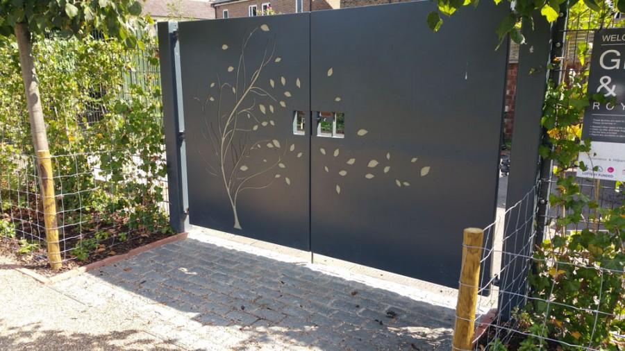 Grosvenor & Hilbert Park undergoes lottery funded restoration