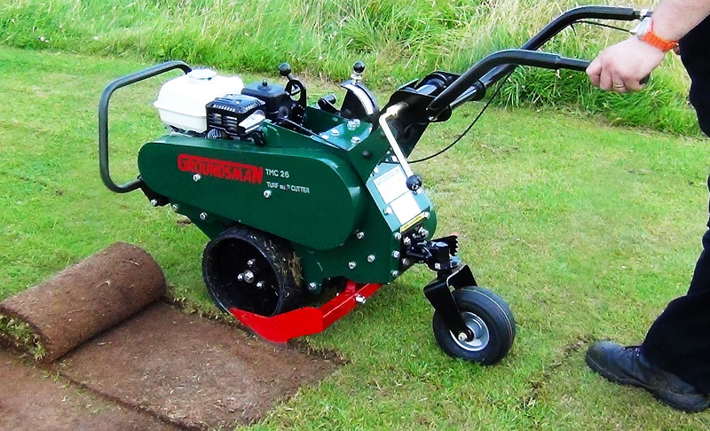 Groundsman Industries showcase turf solutions at BTME 2018