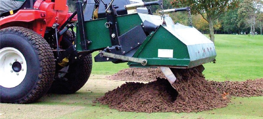 Groundsman Industries offers wide range of solutions