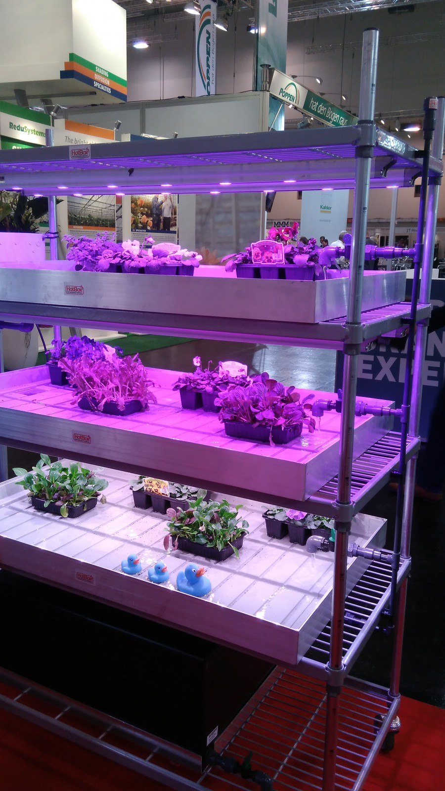 ​New Grow Trolley launched