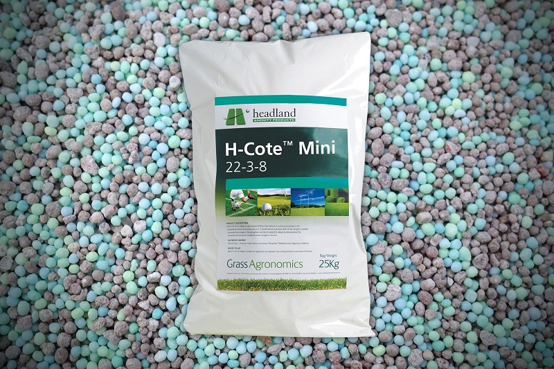 Controlled-release fertilisers and proactive disease management under the Headland Amenity spotlight