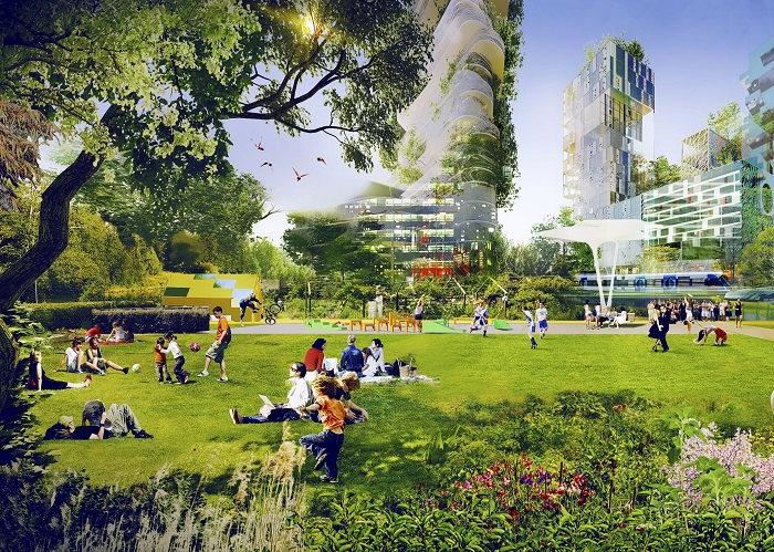 Husqvarna unveils global report on urban parks 2030