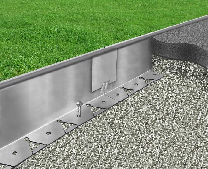 New EverEdge Halestem provides steel edging