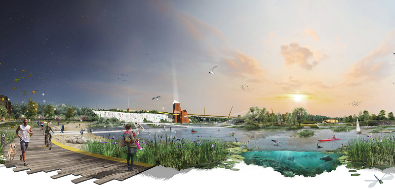 Ebbsfleet design competition winner announced at conference
