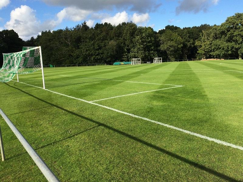 Headland programme reaps rewards for sports club